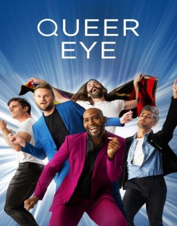 Voir Serie Queer Eye en streaming