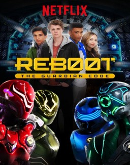Voir serie Reboot: The Guardian Code en streaming