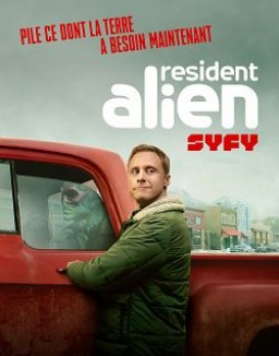 Voir serie Resident Alien en streaming