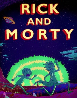 Voir serie Rick et Morty en streaming