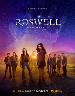 Voir serie Roswell, New Mexico en streaming
